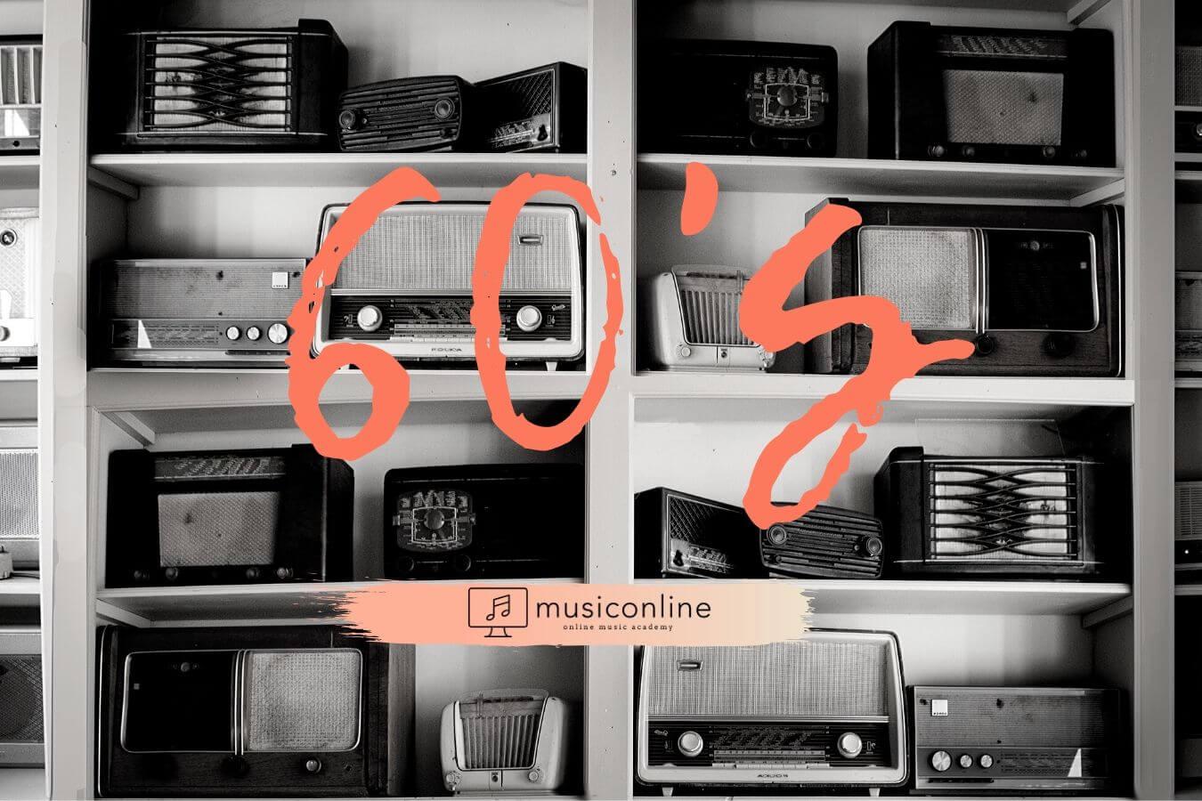 60'larda Müzik