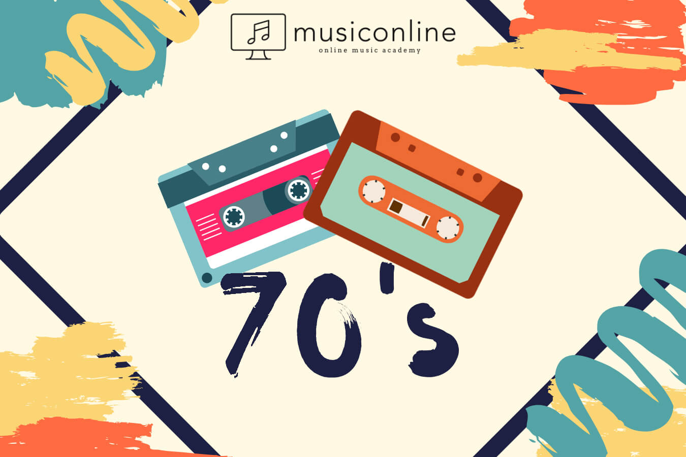 70's in Music