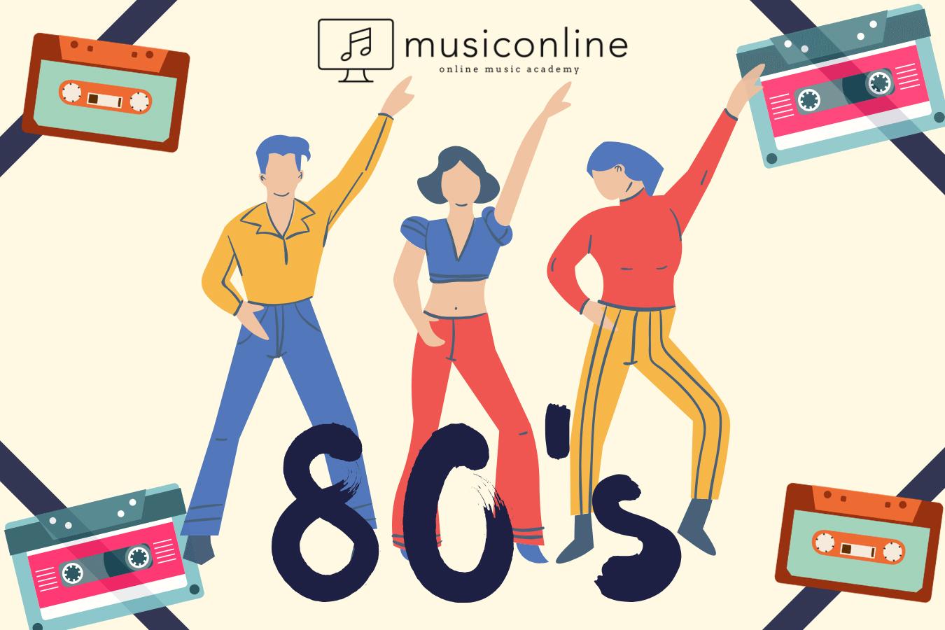 80'lerde Müzik