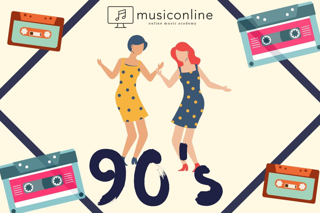 90'larda Müzik
