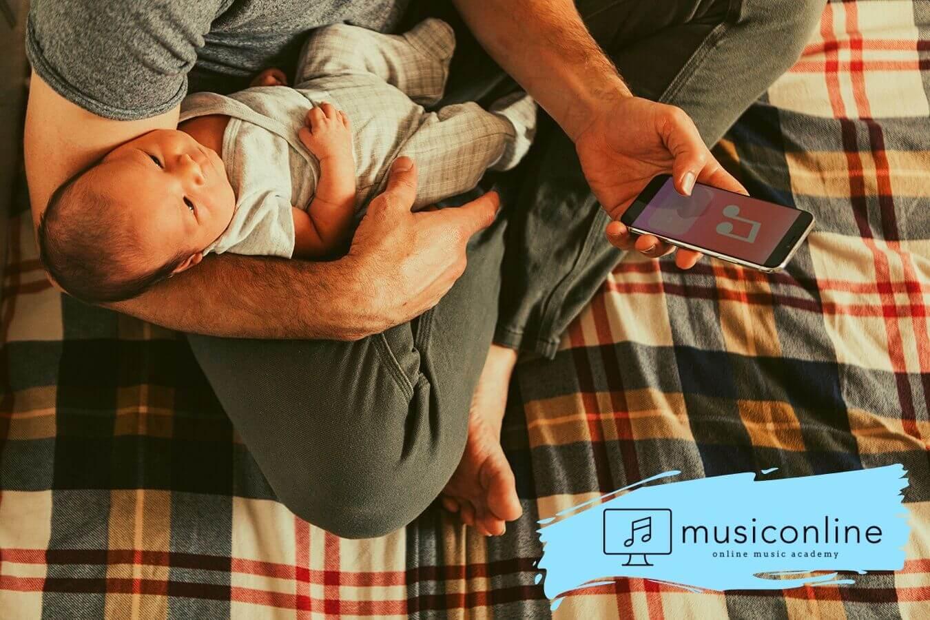 Bebekler ve Müzik