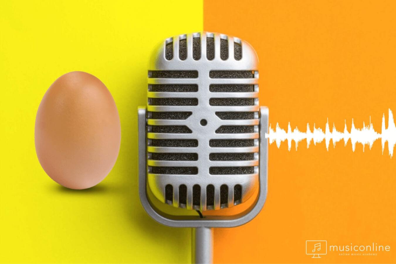 Çiğ Yumurta Sesi Güzelleştirir mi?