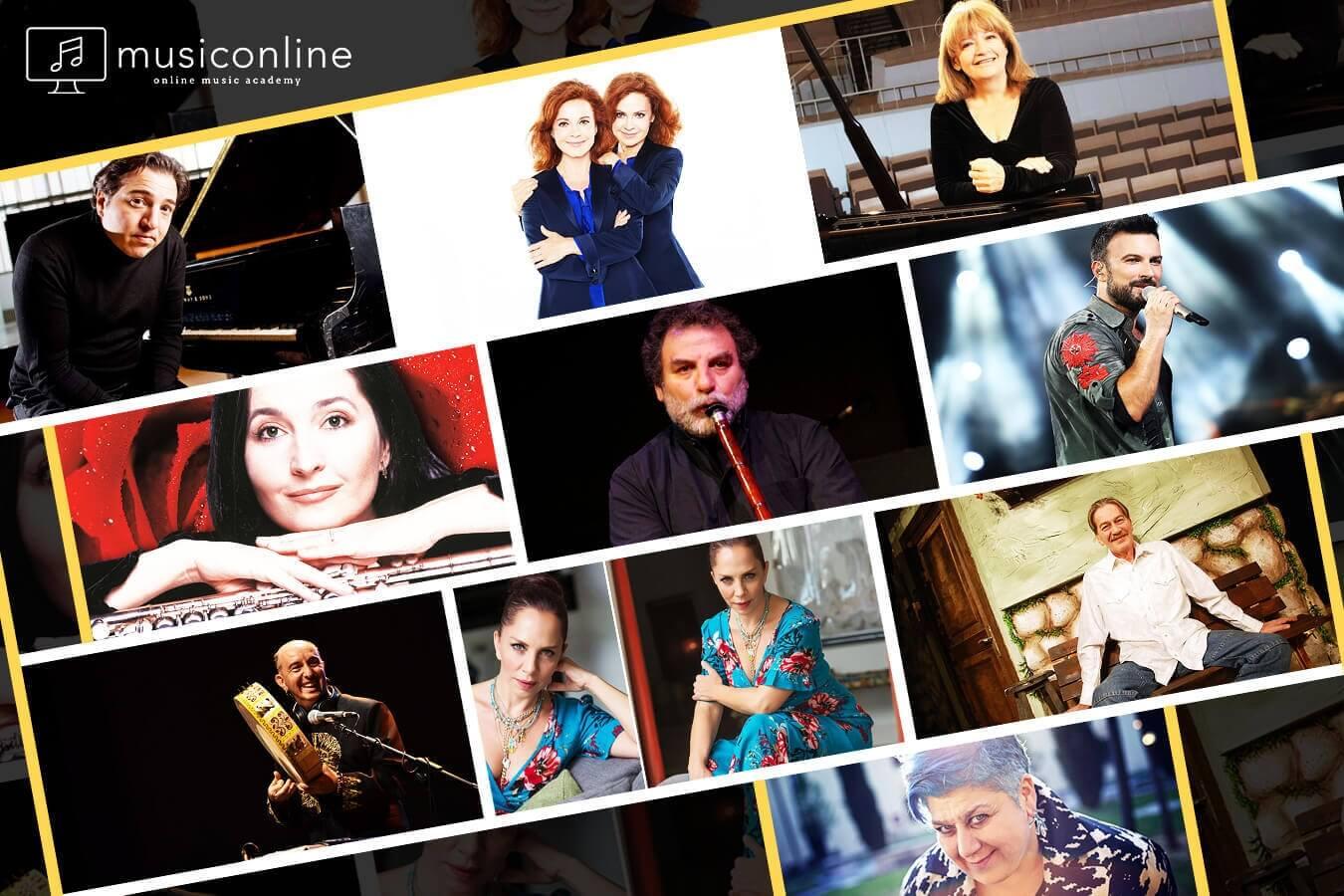 Dünyaca Ünlü Türk Sanatçılar