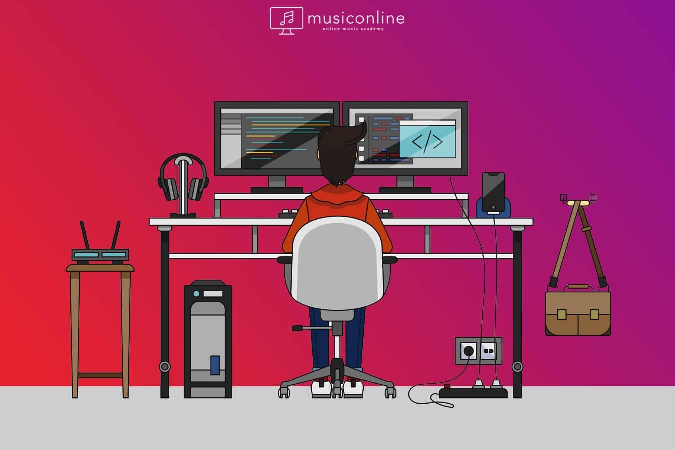 Elektronik Müzik Yapmak
