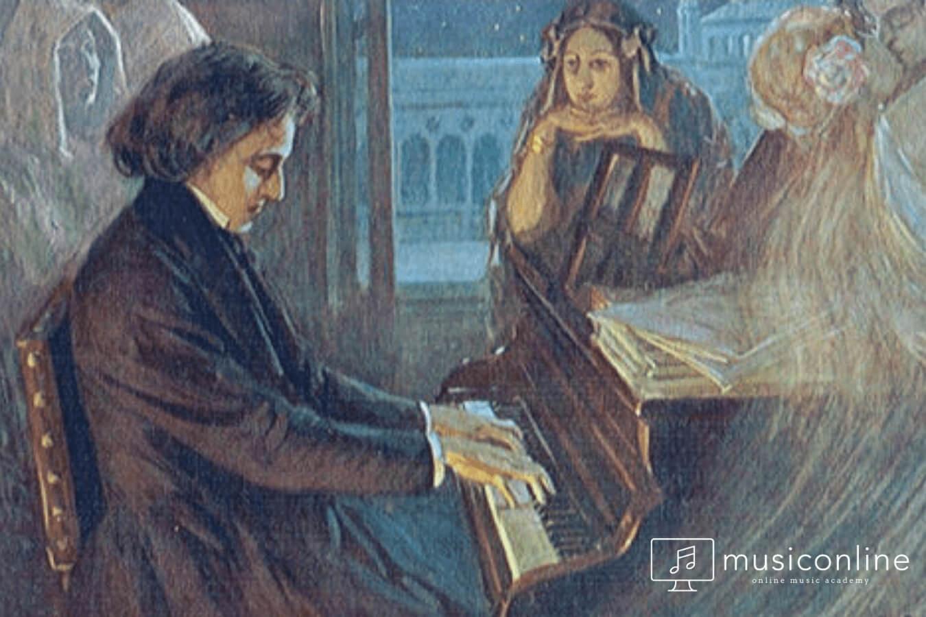 Frédéric Chopin Kimdir?