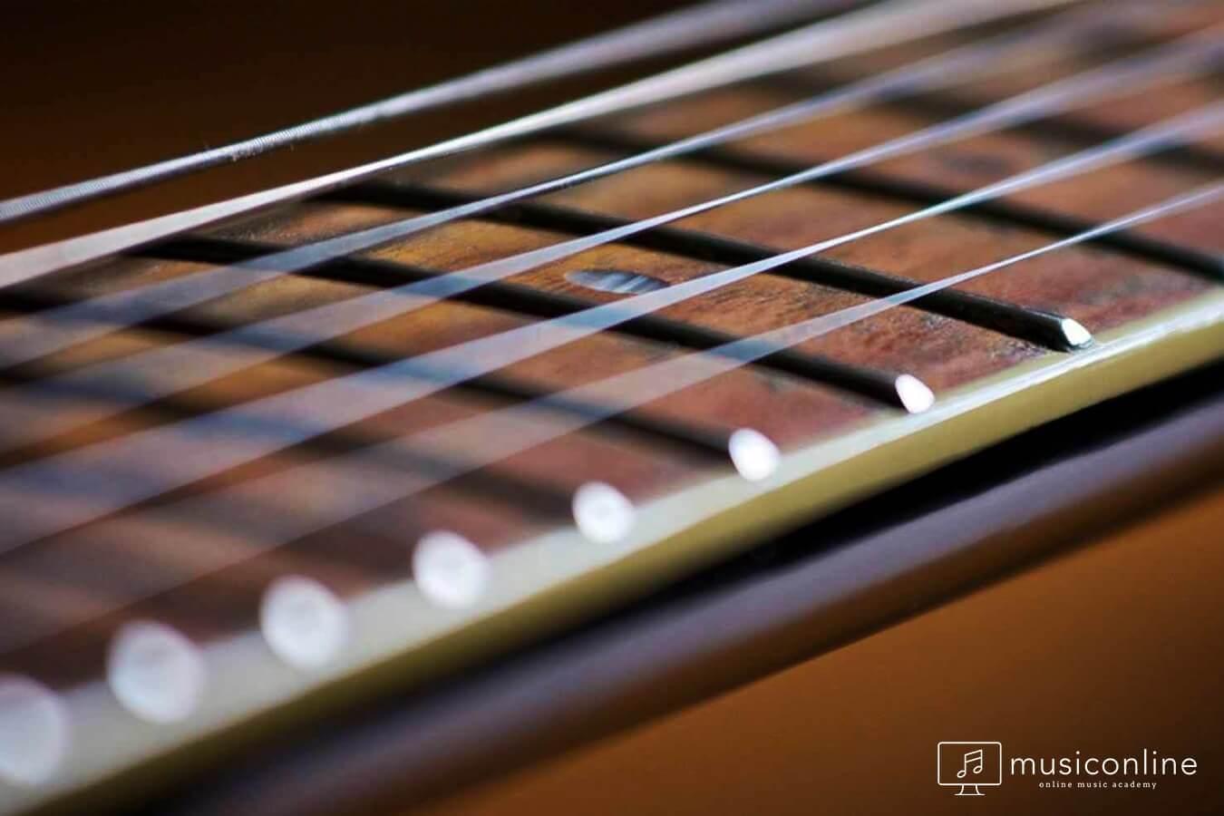 Gitarda Tel Seçimi
