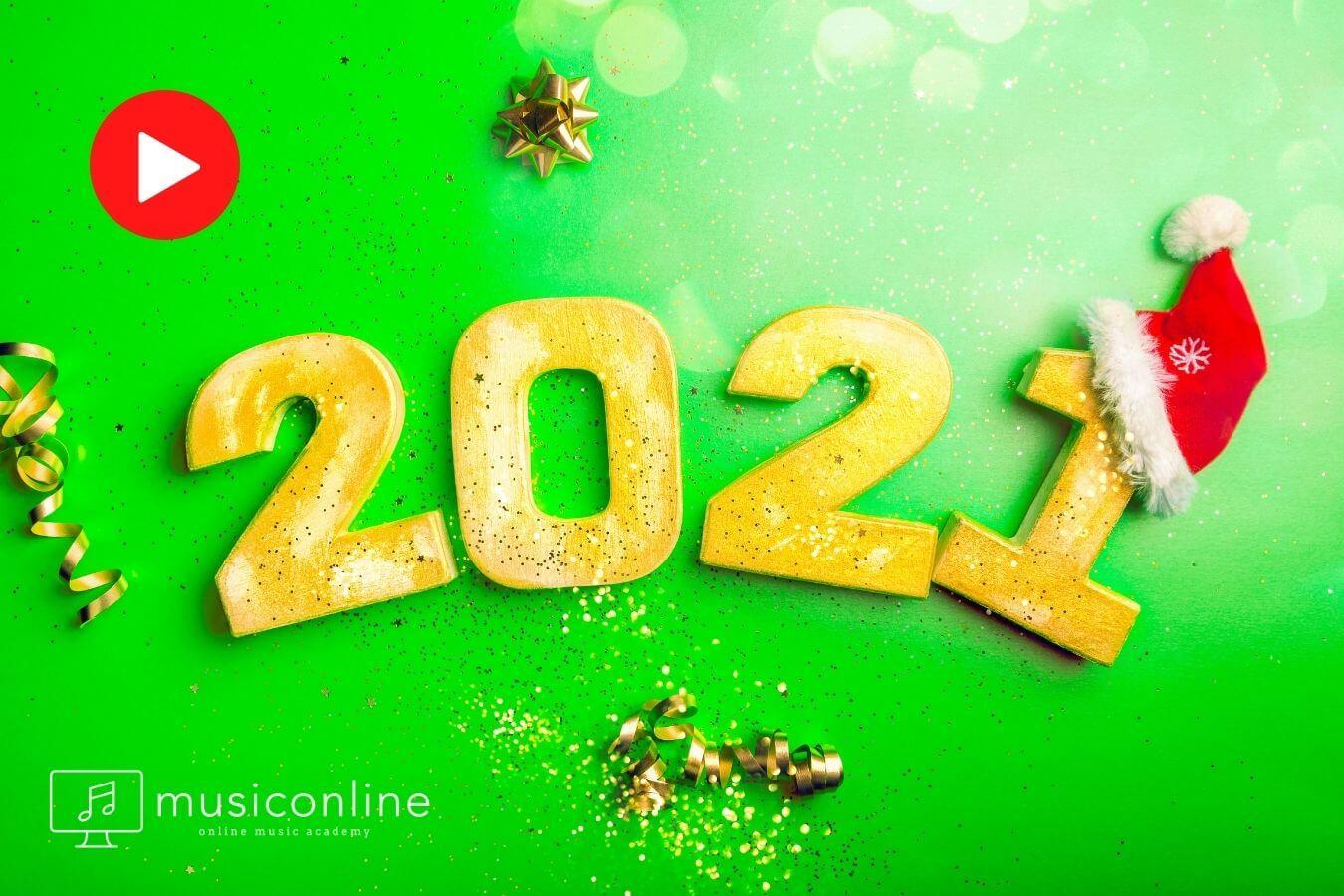 New Year's Music