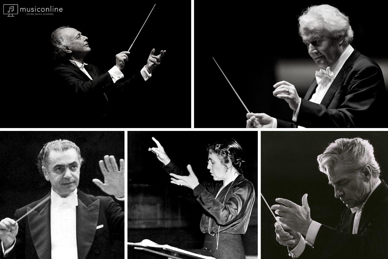 Dünyaca Ünlü Orkestra Şefleri