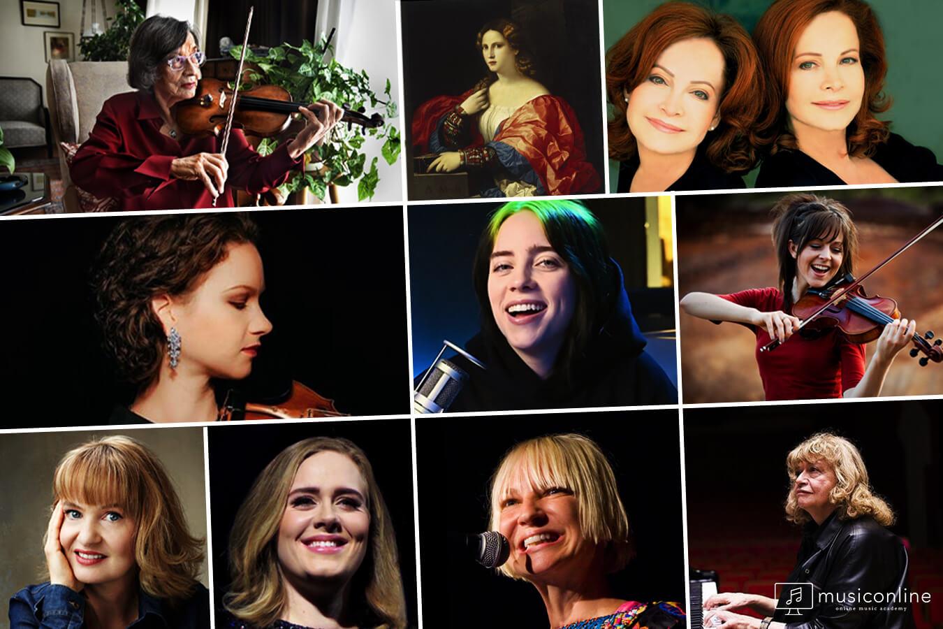 Female Musicians - 2