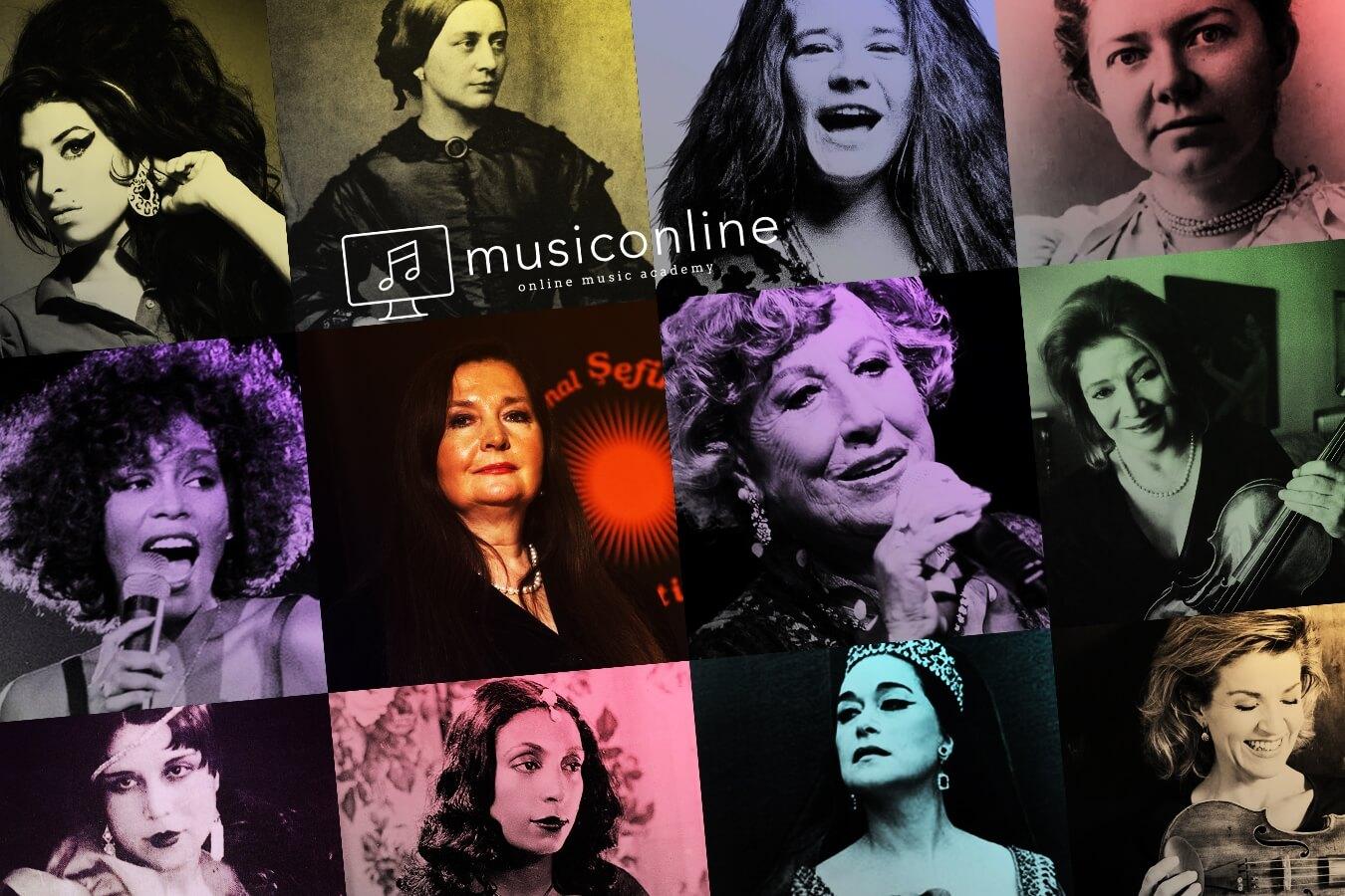 Kadın Müzisyenler