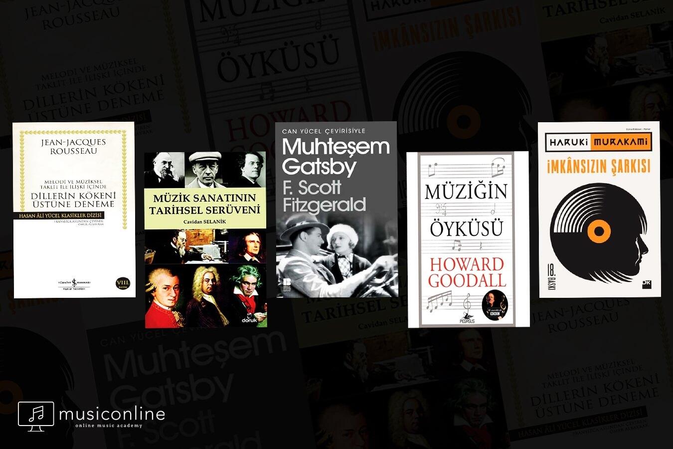 Müzik Kitapları