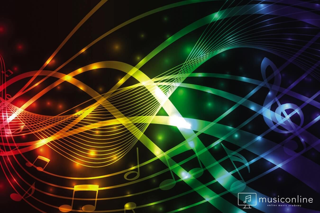 Müzik ve Renkler