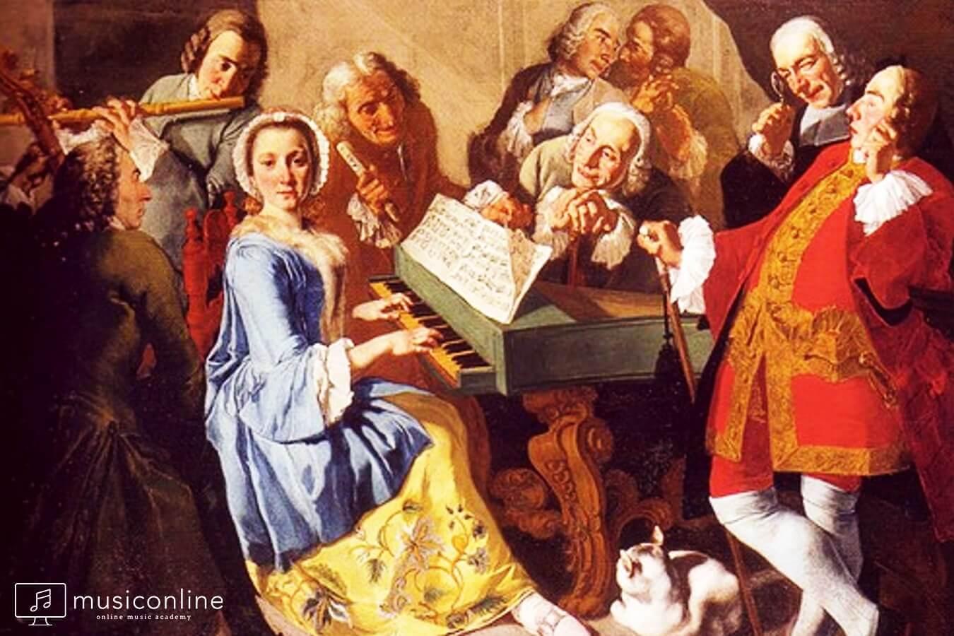 Müzikte Klasik Dönem