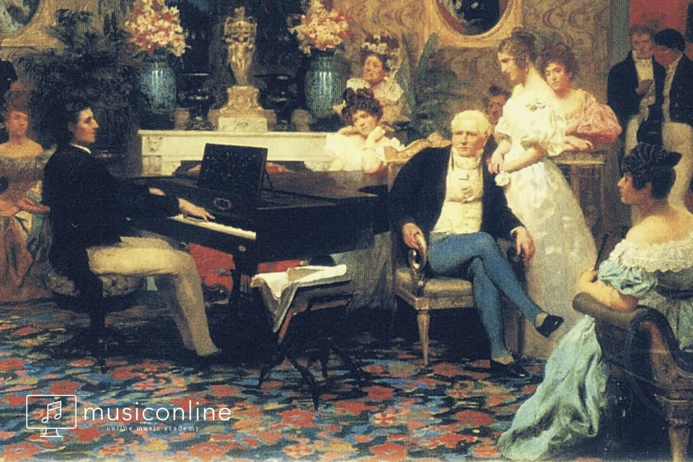 Müzikte Romantik Dönem