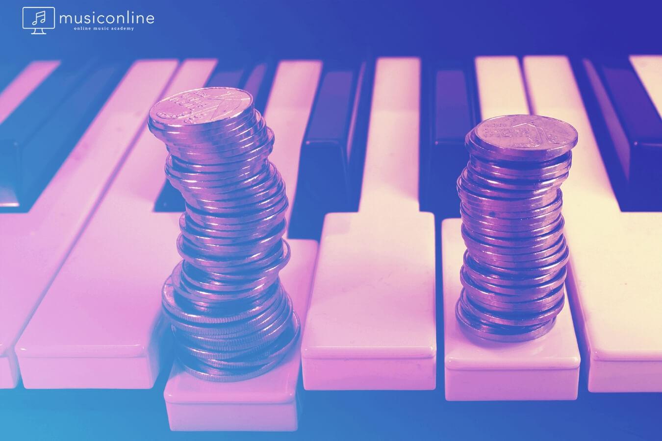 Müzikten Para Kazanmak