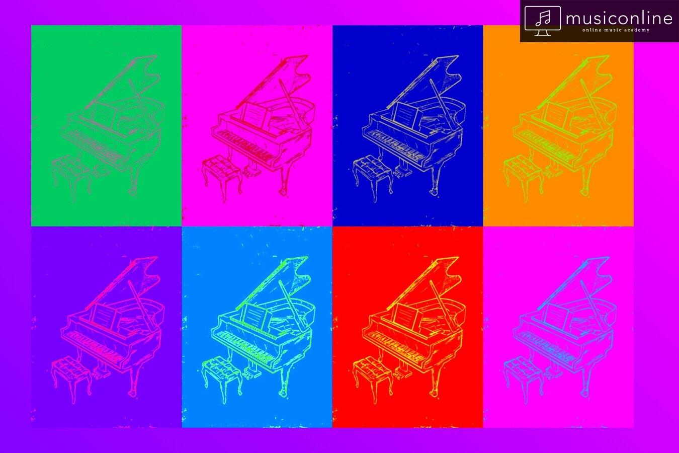 Piyanonun Kısa Tarihi