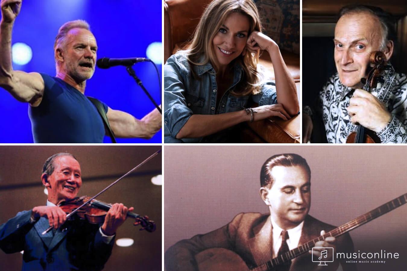 Ünlü Müzik Öğretmenleri